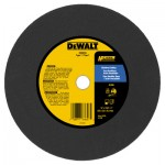 DeWalt DW8016 Type 1 Chop Saw Wheels