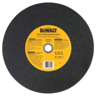 DeWalt DW8001 Type 1 - Cutting Wheels