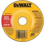 DeWalt DW8753 Type 27 Depressed Center Wheels