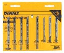 DeWalt DW3790 Universal Shank Blade Sets