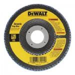 DeWalt DW8313 Zirconia Flap Discs