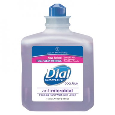 Dial Professional DIA81033CT Antimicrobial Foaming Hand Wash