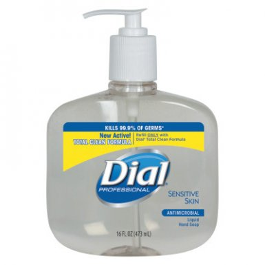 Dial Professional 80784 Antimicrobial Soap for Sensitive Skin