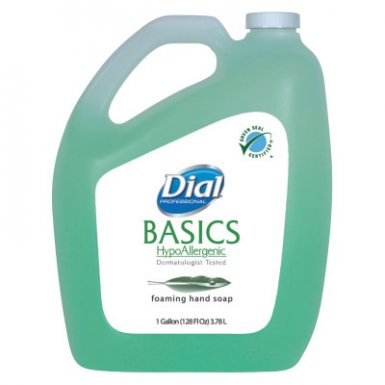 Dial Professional DIA98612 Basics Foaming Hand Wash