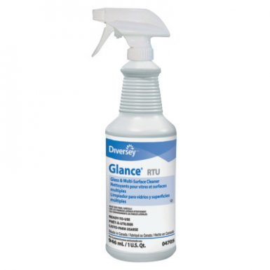 Diversey DVO04705 Glance Ammoniated Glass & Multi-Surface Cleaner