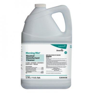 Diversey DVO5283038 Morning Mist Neutral Disinfectant Cleaner