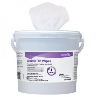 Diversey DVO5627427 Oxivir TB Disinfectant Wipes