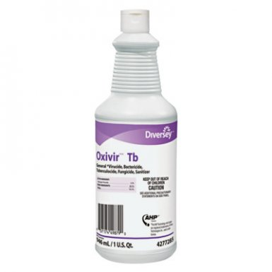 Diversey DVO4277285 Oxivir TB One-Step Disinfectant Cleaner