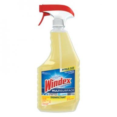 Diversey 305498 Windex Antibacterial Multi-Surface Cleaner