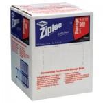 Diversey SJN682256 Ziploc Commercial Resealable Bags