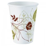 Dixie 2342PATH Pathways Hot Paper Cups