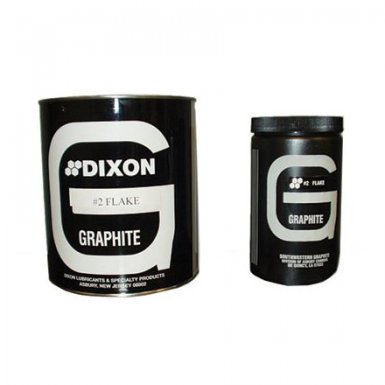 Dixon Graphite L1F1C Large Lubricating Flake Graphite