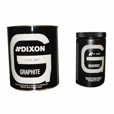 Dixon Graphite L2F1C Small Lubricating Flake Graphite