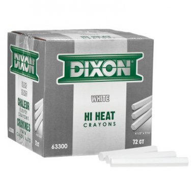 Dixon Ticonderoga 63300 Metal Marking Crayons