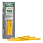 Dixon Ticonderoga 73 Phano China Markers
