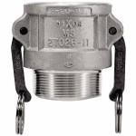Dixon Valve 100-B-AL Andrews Type B Cam and Groove Couplers