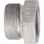 Dixon Valve GB13 Boss Ground Joint Spuds
