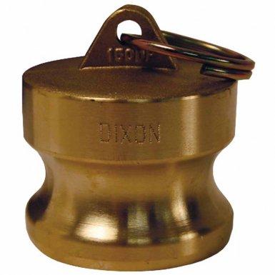 Dixon Valve G150-DP-BR Global Type DP Dust Plugs