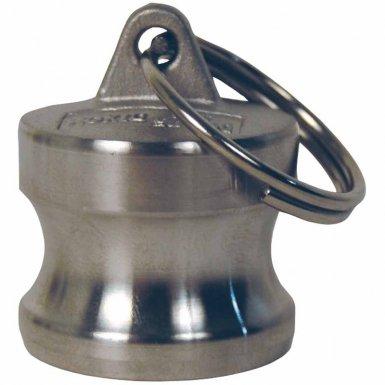 Dixon Valve G150-DP-SS Global Type DP Dust Plugs