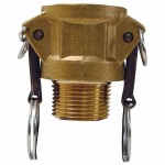 Dixon Valve G400-B-BR Global Type B Couplers