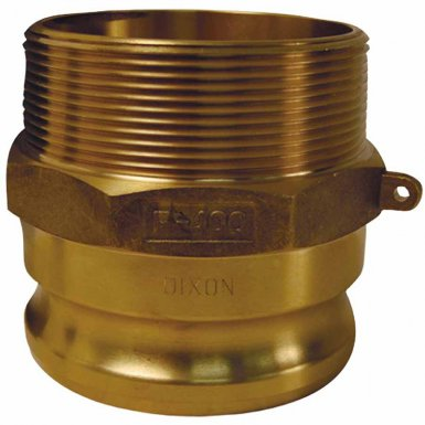 Dixon Valve G400-F-BR Global Type F Adapters