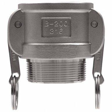 Dixon Valve G75-B-SS Global Type B Couplers