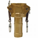 Dixon Valve G75-C-BR Global Type C Couplers