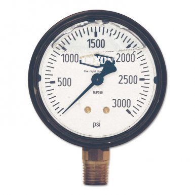 Dixon Valve GLS415 Liquid Filled Gauges