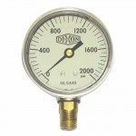 Dixon Valve GLS445 Liquid Filled Gauges