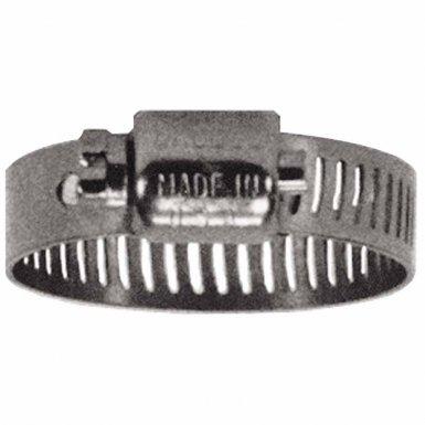Dixon Valve MH4 MH Series Miniature Worm Gear Clamps