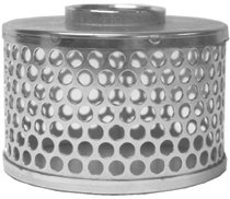 Dixon Valve RHS35 Threaded Round Hole Strainers