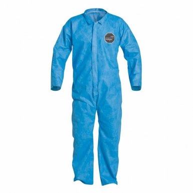 DuPont PB120SBU2X002500 Proshield 10 Coveralls Blue with Open Wrists and Ankles