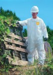 DuPont NG125S-L ProShield NexGen Coveralls with Elastic Wrists and Ankles