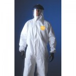 DuPont NG122S-4XL ProShield NexGen Coveralls with Attached Hood and Boots