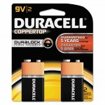Duracell DURMN1604B2Z CopperTop Alkaline Batteries with DuraLock Power Preserve Technology