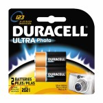 Duracell DURDL123AB2BPK Lithium Batteries
