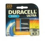 Duracell DURDL223ABPK Lithium Batteries