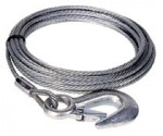 Dutton-Lainson 6520 Winch Cable/Hook Assemblies