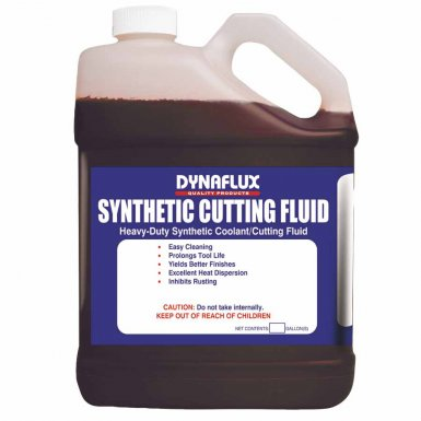 Dynaflux 372-4X1 All Metal Synthetic Cutting Fluids