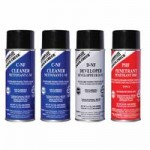 Dynaflux DF315-KIT-S Visible Red-Dye Penetrant Test Kits