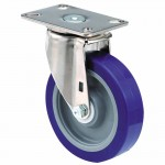 E.R. Wagner 3F28A4B25000797 Medium Duty Institutional Casters