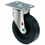 E.R. Wagner 3F28A5B25000797 Medium Duty Institutional Casters