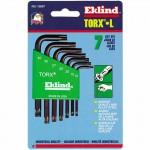 Eklind Tool 10807 Eklind Tool Torx L-Key Sets