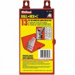 Eklind Tool Ball-Hex-L Key Sets