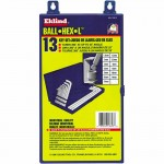 Eklind Tool 13613 Eklind Tool Ball-Hex-L Key Sets