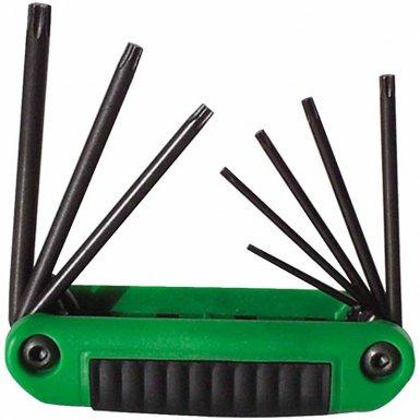 Eklind Tool 25582 Eklind Tool Ergo-Fold Torx Key Sets