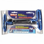 Eklind Tool 55166 Eklind Tool Cushion Grip Hex T-Key Sets