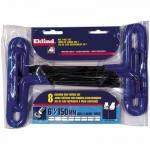Eklind Tool 55168 Eklind Tool Cushion Grip Hex T-Key Sets