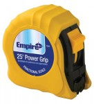 Empire Level 7526 Power Grip Tape Measures