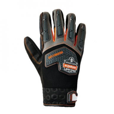 Ergodyne 17304 ProFlex 9015F(x) Anti-Vibration Gloves + DIR Protection